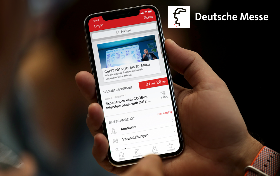 Deutsche Messe App