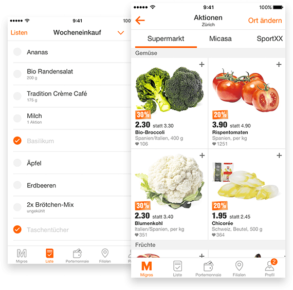 Www migros digitale coupons